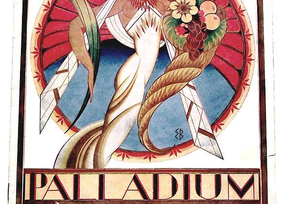 Peter Pan London Palladium Theatre Programme circa 1930