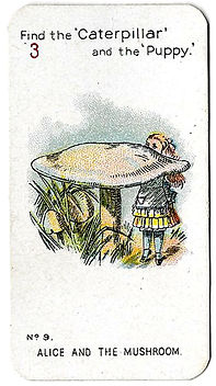 Alice-In-Wonderland-Cigarette-Cards-No-9