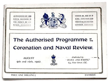 Authorised-Programme-of-the-Coronation-1