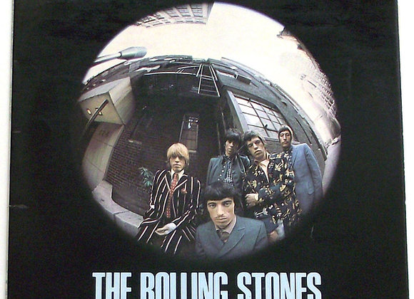 The Rolling Stones Big Hits [High Tide and Green Grass] Stereo LP1966