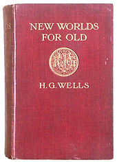 HG-Wells-New-Worlds-For-Old-Front-Board.