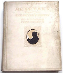 Charles-Dickens-Mr-Picwick-1910-Front-Bo