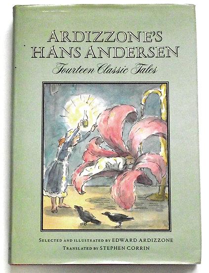 Ardizzone's Hans Andersen First Edition 1978