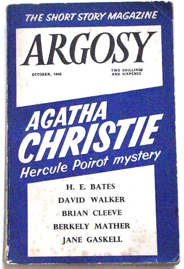 Agatha Christie Four And Twenty Blackbirds 1960