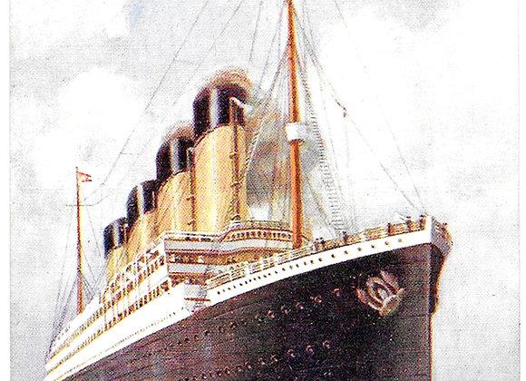 Titanic Raphael Tuck Postcard