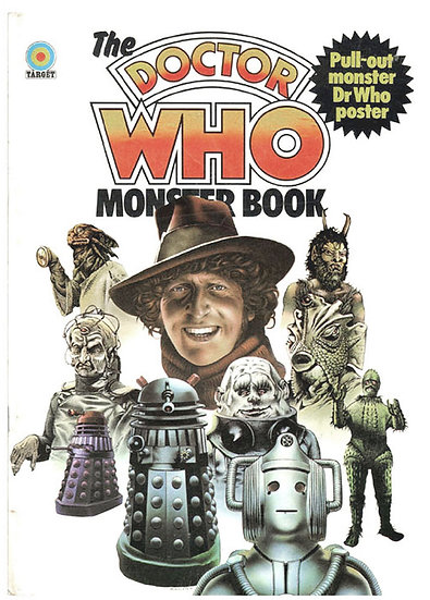 Doctor Who Discovers Series of 6 Books 1975