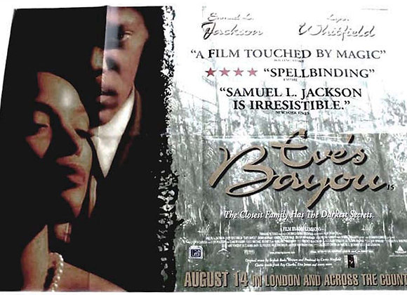 Eve's Bayou Advance Film Poster 1997