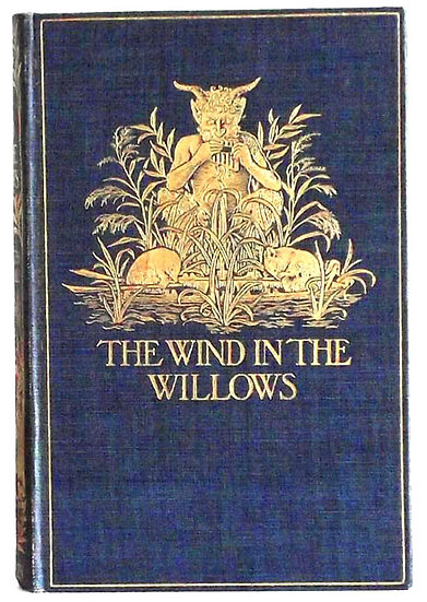 Kenneth Grahame The Wind in the Willows Sixth Edition 1911