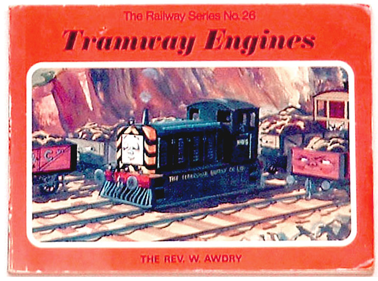 Rev W. Awdry  Tramway Engines 1976