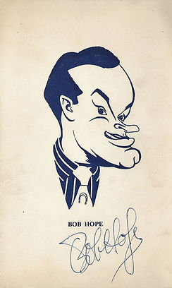 Bob-Hope-Autograph-Sunday-With-The-Stars