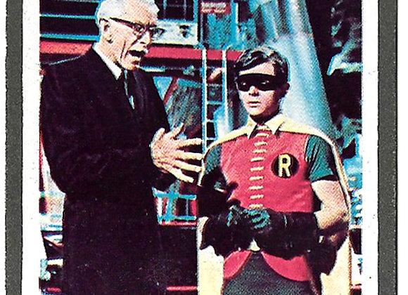 Batman TV and Film Bubble Gum Cards 1966