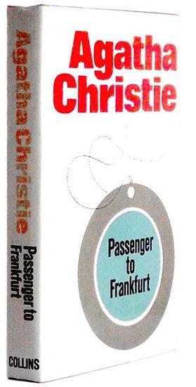 Passenger To Frankfurt 1970
