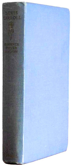 Florence Becker Lennon Lewis Carroll First Edition 1947