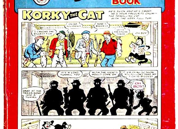 Dandy Book 1957