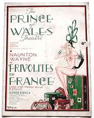 Frivolities-de-France-Theatre-Programme-