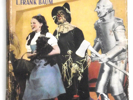 Wizard of Oz The Original Story On Which The Film Is Based First Edition Book 1939