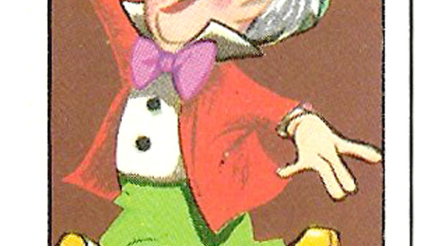 Walt Disney Characters Barratt & Co Ltd 2nd Series Complete Set 1957