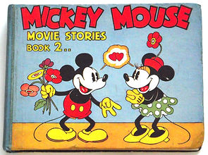 Walt-Disney-Mickey-Mouse-Stoires-Book-Bo
