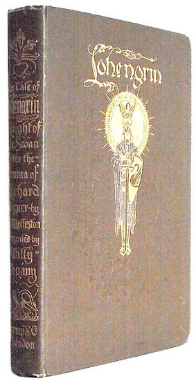 Willy Pogany The Tale of Lohengrin First Edition 1913