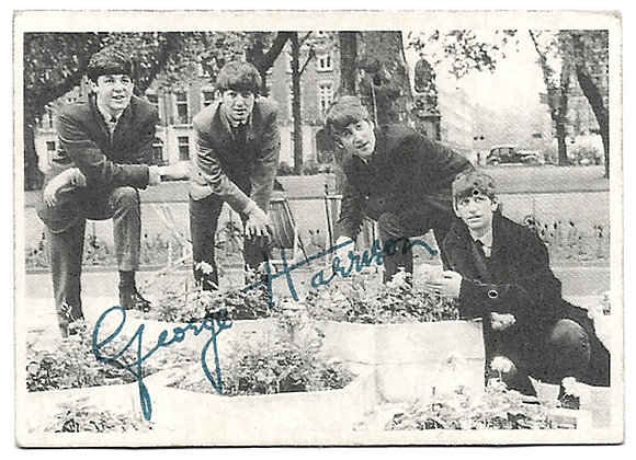 The Beatles Complete Set of 60 AB&C Trade Cards 1964