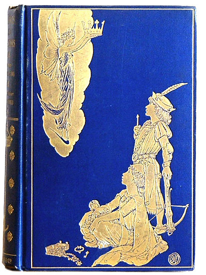Andrew Lang Princes and Princesses First Edition 1908