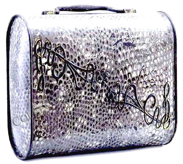Huntley and Palmers Biscuit Tin Snake Skin Wallet 1903 to 1904