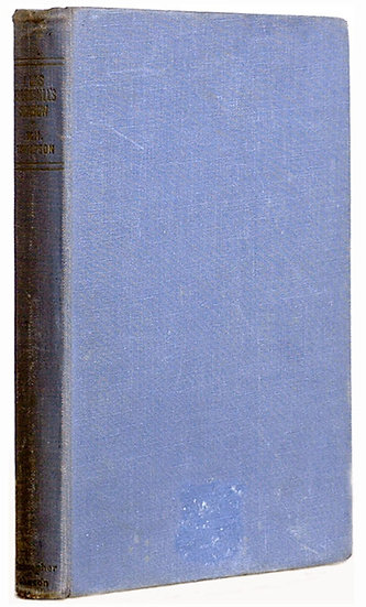 Walter H. Thompson I Was Churchill's Shadow First Edition 1951