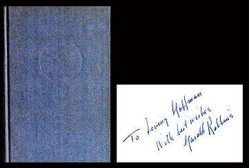 Front-Board-and-Harold-Robbins-Autograph
