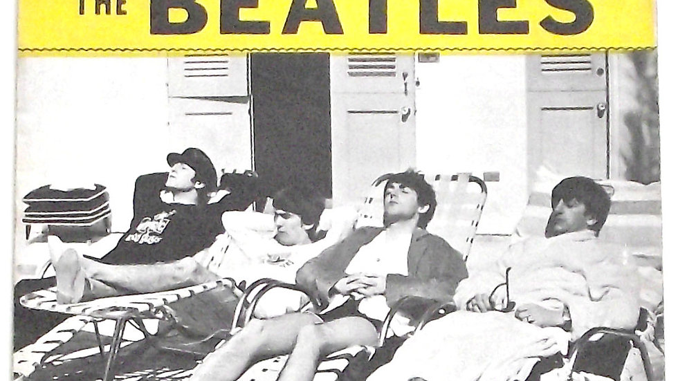 The Beatles I'll Be Back Sheet Music 1964