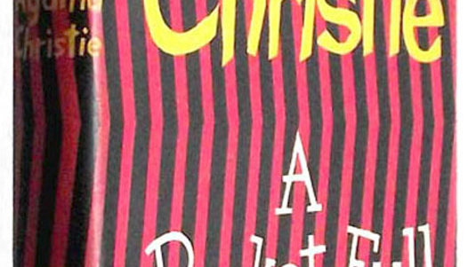 Agatha Christie A Pocket Full of Rye First Edition Book 1953