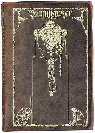 Willy Pogany Tannhauser A Dramatic Poem Signed Limited Edition 1911