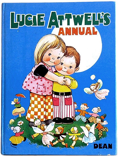 Mabel Lucie Attwell Annual 1974