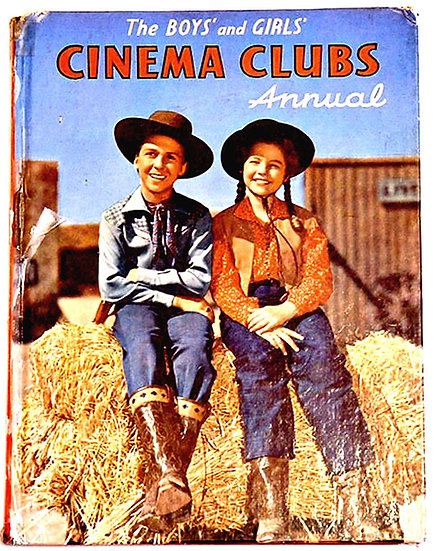 The Boys and Girls Cinema Clubs Annual 1954 Film Book