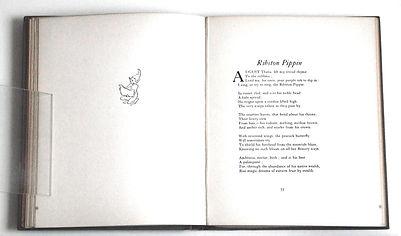 Arthur-Rackham-A-Dish-of-Apples-1921-II-