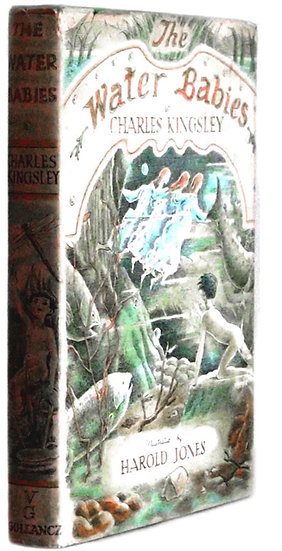 Charles Kingsley The Water Babies 1961