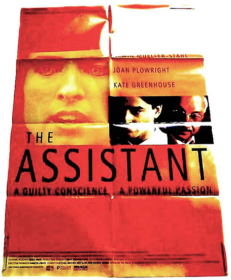 The Assistant British Quad Film Poster 1997