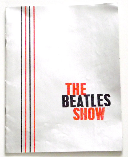 The Beatles Fourth Concert Tour of Britain Programme 1 Nov to 13 Dec 1963