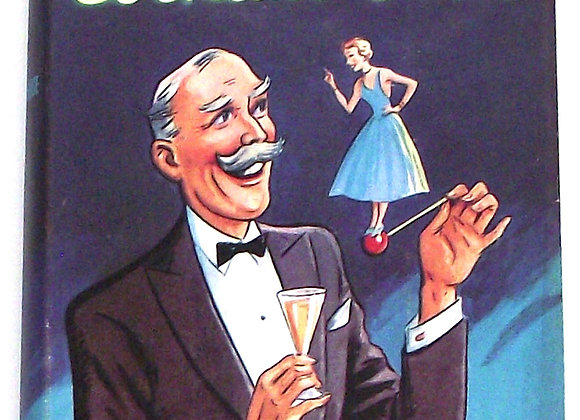 P.G. Wodehouse Cocktail Time Front of Dust Jacket