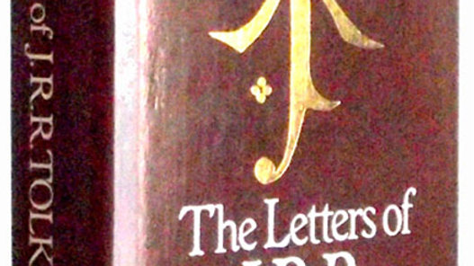 Humphrey Carpenter & Christopher Tolkien The Letters of J.R.R. Tolkien 1981