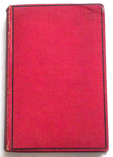 Charlie Chaplin My Wonderful Visit First Edition 1922
