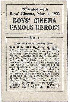 Boys-Cinema-Famous-Heroes-Card-No-1-Tom-