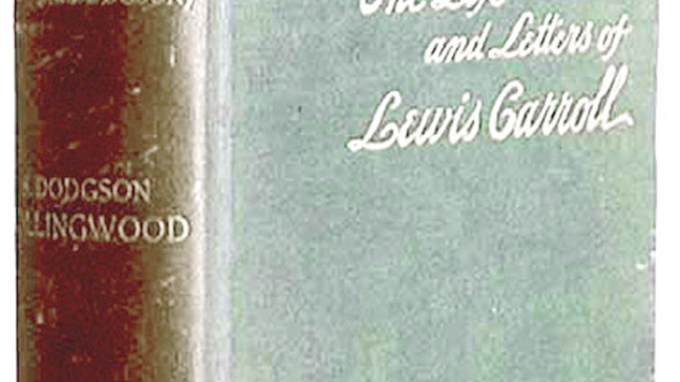 The Life and Letters of Lewis Carroll circa 1899