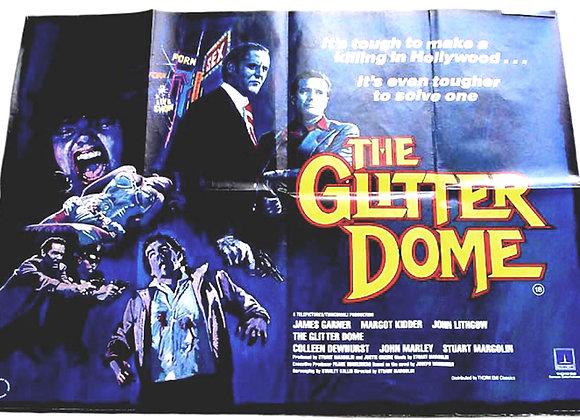 The Glitter Dome Film Poster 1984
