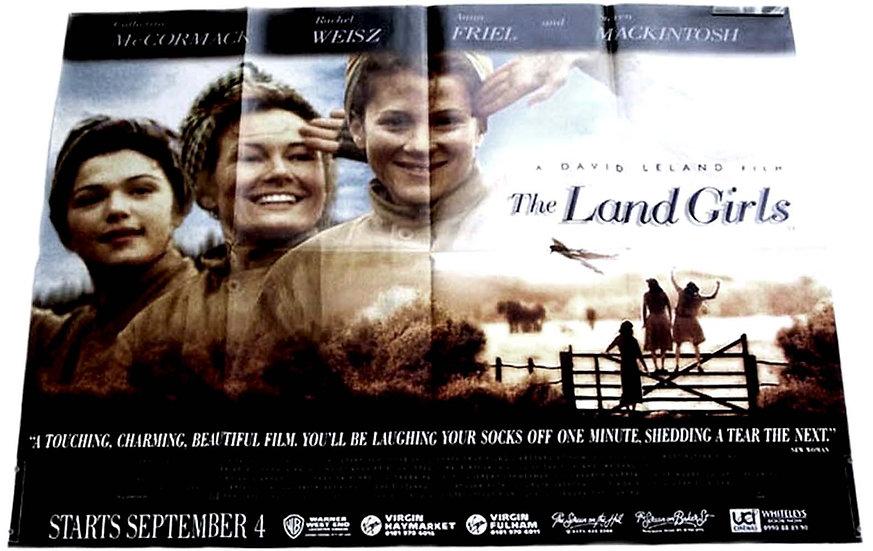 The Land Girls Film Poster 1998