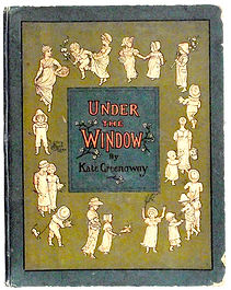 Kate-Greenaway-Under-the-Window-First-Ed