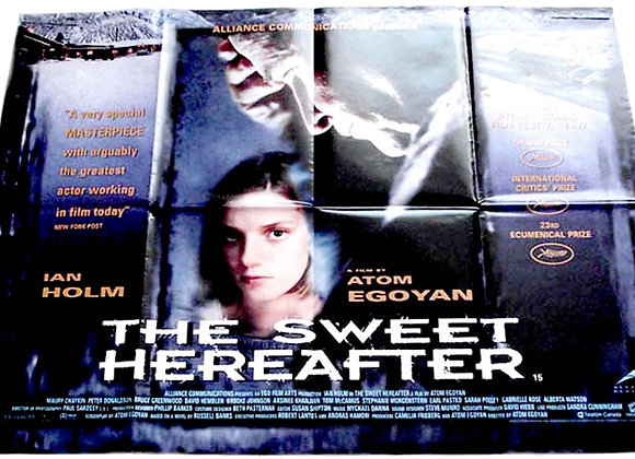 The Sweet Hereafter Film Poster 1997