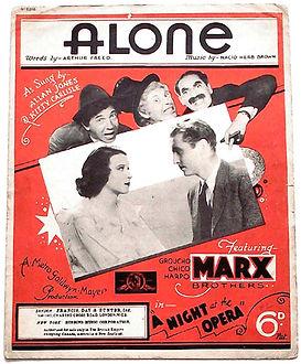 A-Night-at-the-Opera-Sheet-Music-1935-Fr