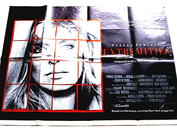 Extremities Film Poster 1986