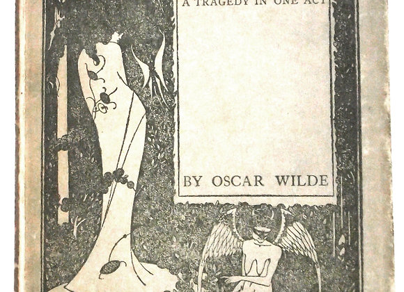 Oscar Wilde Salome A Tragedy In One Act 1906