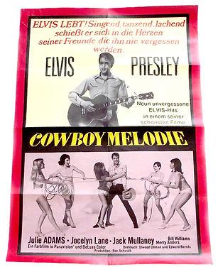 Elvis-Presley-Tickle-Me-1965-German-Post